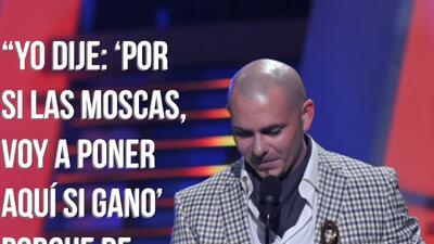 ¡Dale! y otras cinco frases inconfundibles de Pitbull