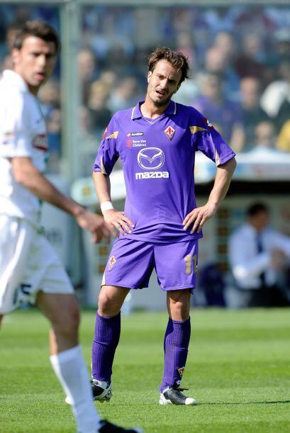 La Fiorentina tampoco se fue muy contento con el 0-0 final.