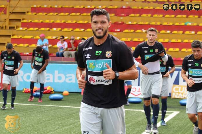 Primera / Herediano [2]-1 Grecia: Luis Ángel Landín se reportó con uno d...