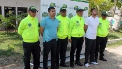 Las capturas se realizaron en el Aeropuerto Internacional Rafael Núñez c...