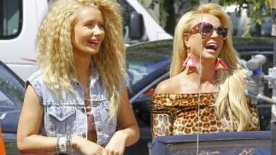 Britney e Iggy colaboraron en el tema titulado 'Pretty Girl', el cual se...