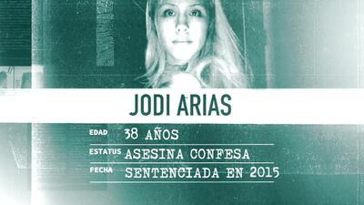 La Huella de un Crimen: Luego de un día de pasión Jodi Arias degolló a su amante