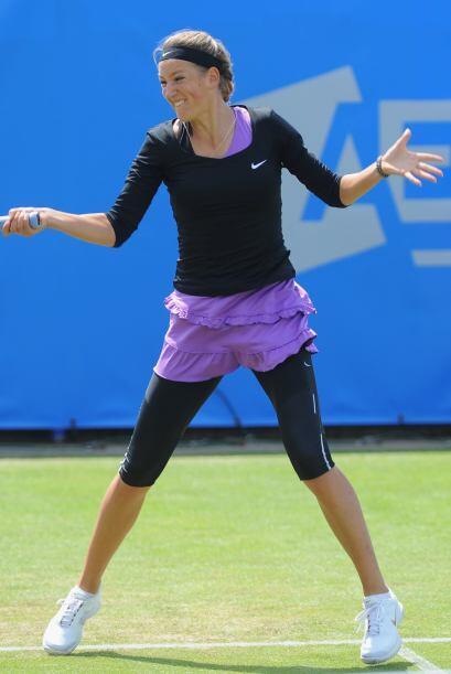 Victoria Azarenka nunca ha ganado un Grand Slam en individuales, sin emb...