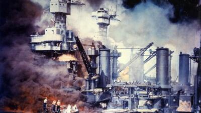 En fotos: El despiadado y sorpresivo ataque de Japón a Pearl Harbor hace 76 años