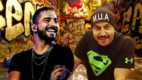 Lupillo Rivera dice que un dueto con Maluma sería algo interesante.