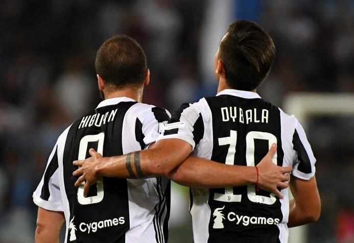 5. Juventus F.C. (Italia)