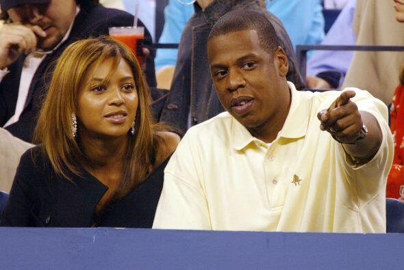 El 4 de abril de 2008, Beyoncé se casó con el músico y productor en una...