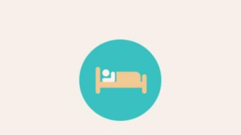 El sueño es un estado de reposo en el que recobramos energía y vitalidad...