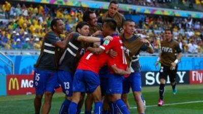 Brasil vs. Chile