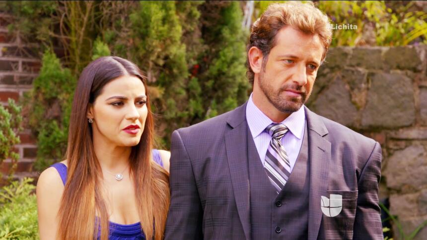 Otro poquito y Alicia se nos casa con Santiago