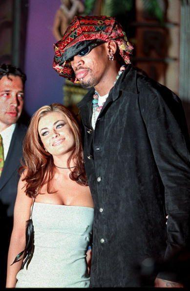 El exposo de Carmen Electra ha sido juzgado sobre su inducción al Salón...