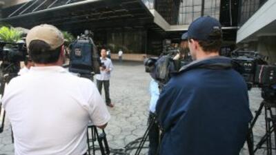 En Colombia han aumentado las amenazas de muerte contra periodistas en l...