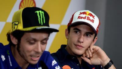 Valentino Rossi/Marc Marquez