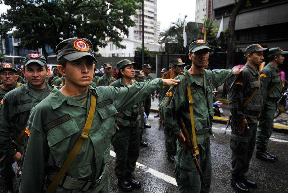Para Chávez, gracias a esa unión cívico-militar, se pudo evitar su muert...