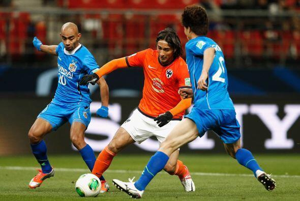 Los Rayados de Monterrey repitieron en la última edición del Mundial de...