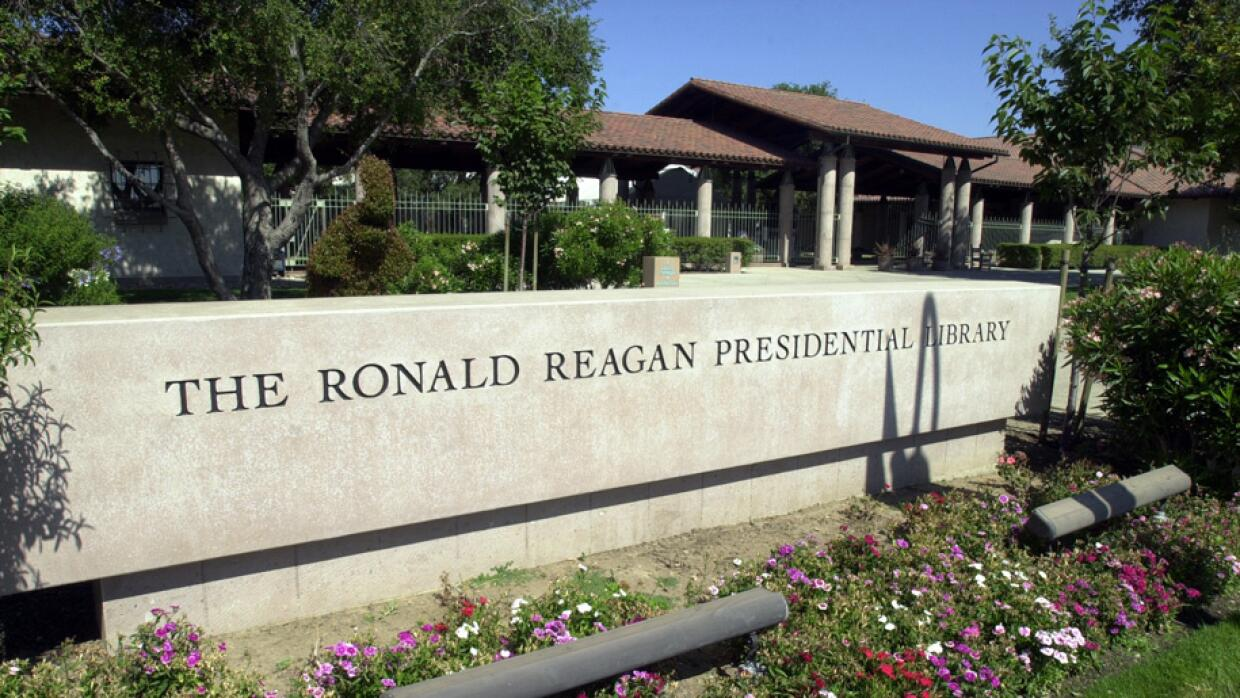 Ronald Reagan Presidential Library
