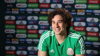 Guillermo Ochoa, una carta casi fija por México en el Mundial de Rusia 2018