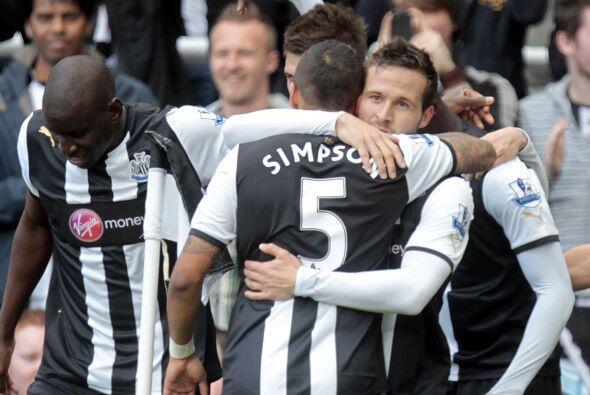 Newcastle consiguió un triunfo muy importante. Ahora se ubica en el cuar...