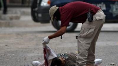 Se recrudece la narcoviolencia desatada por el narcotráfico en México.