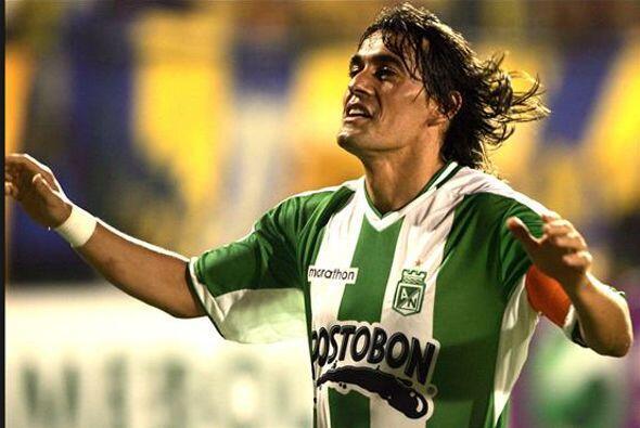 El argentino nacionalizado colombiano Sergio Galván Rey es el máximo gol...