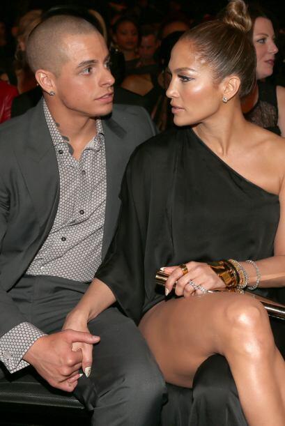 Para Jennifer Lopez el amor no tiene edad, ella anda con su bailarín Cas...