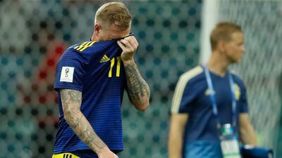Deportes Edición Digital: la cobardía de Suecia le deja un mal sabor de boca al 'Tri'
