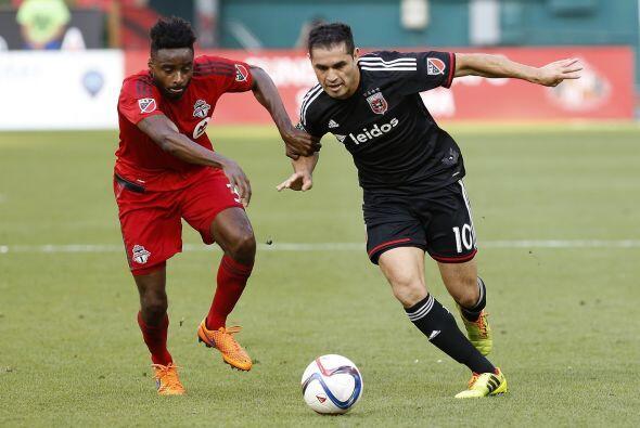 El súper lider de la MLS, DC United, necesita recuperarse de la derrota...