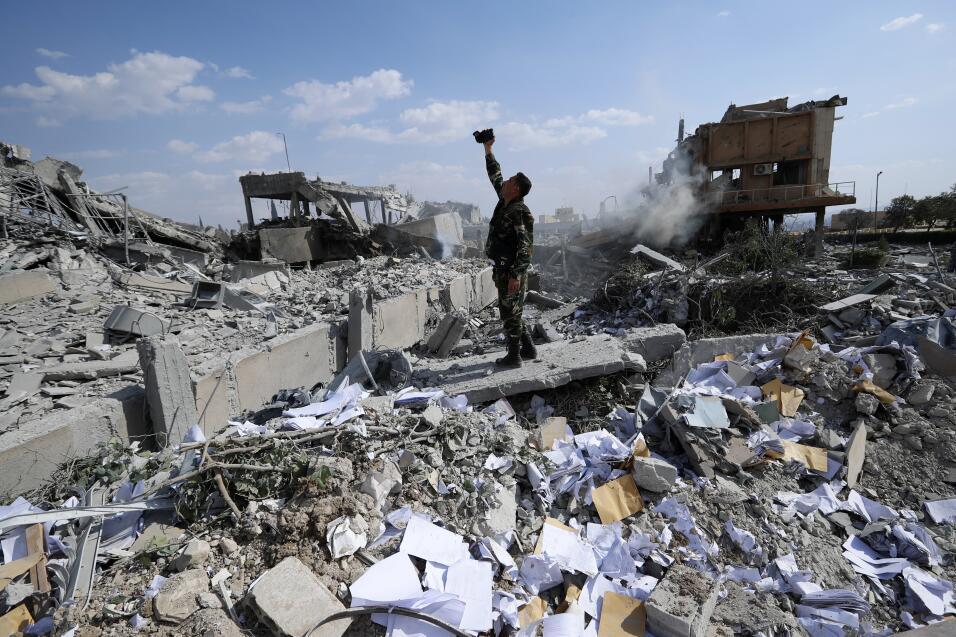 Resultado de imagen para ataque a siria