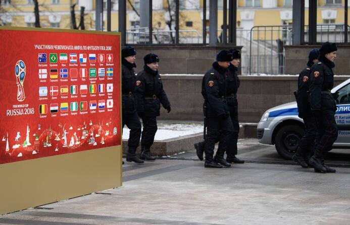 Moscú lista para el sorteo del Mundial Rusia 2018 gettyimages-882606952.jpg