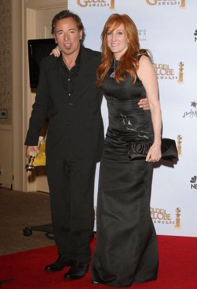 Bruce Springsteen es un ícono del rock, pero su romance con Patti Scialf...