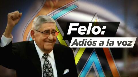 Despiden en Miami a Felo Ramírez, la voz inmortal en español del béisbol