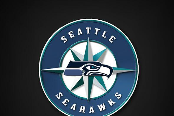 Seattle Seahawks con los Mariners.