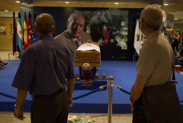 Alfredo Di Stéfano murió a los 88 años el 7 de Julio de 2014. Conquistó...