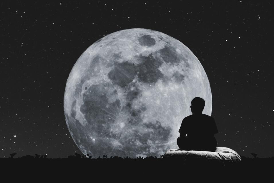 9 de julio | La luna llena te inunda de determinación shutterstock_52016...
