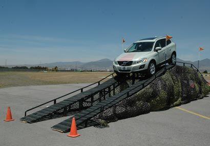 Como en todo vehículo Volvo, el apartado de seguridad siempre será lo má...