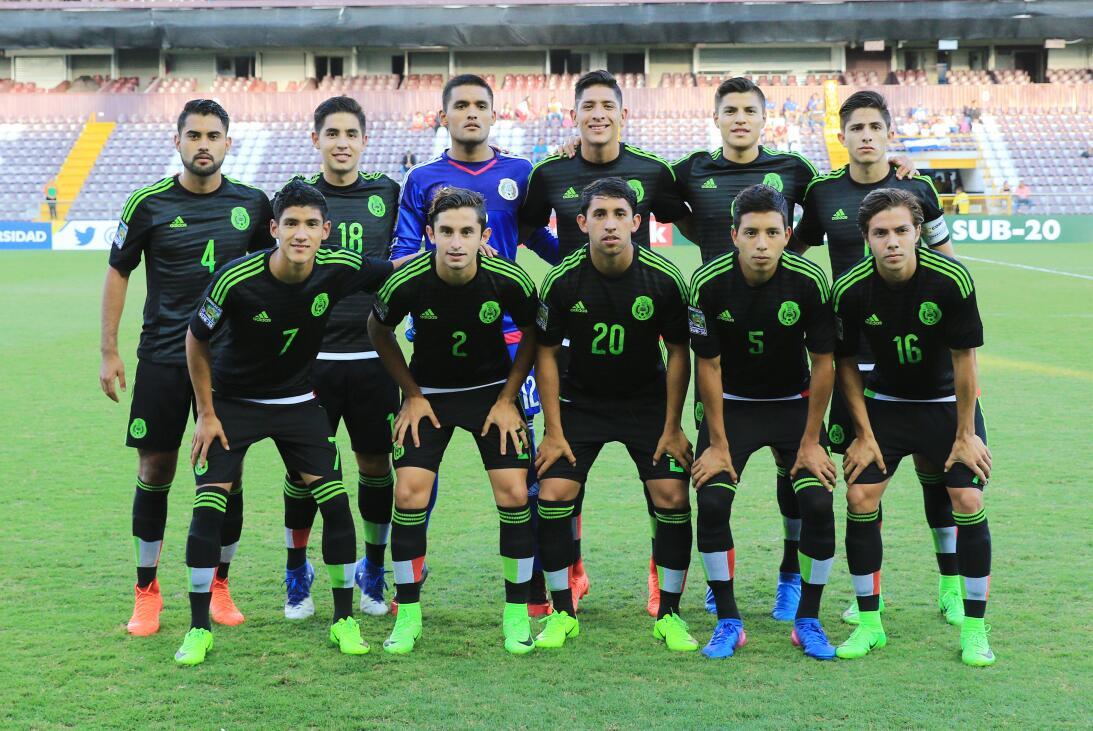 México venció a Honduras y avanzó invicto a segunda fase de Premundial S...