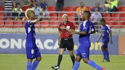 Los panameños derrotaron 2-1 a Montego Bay