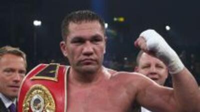 Kubrat Pulev ganó a Thompson y ahora espera su pelea por el título pesado.