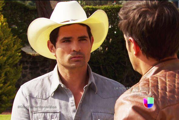 Háblale con la verdad a Mateo, Diego. Dile que Abigail no te ama.