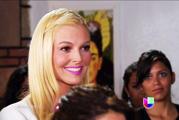 ¡Cómo te cambia la cara cuando estás con Salvador, Sofía!