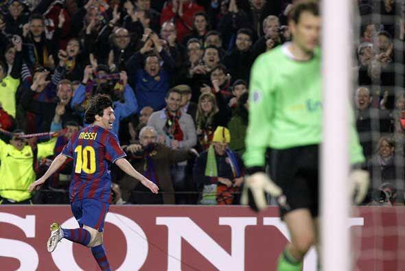 Y no pasó mucho tiempo para que Lionel Messi dejara en claro que en el C...