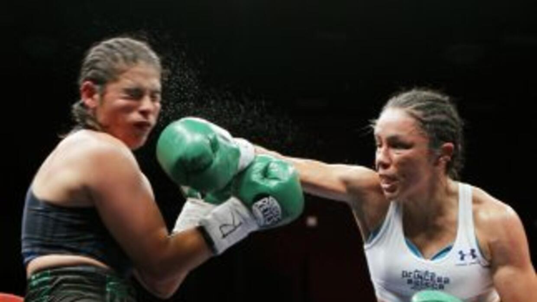 Jackie Nava venció a Mayra Gómez (Foto: Zanfer).