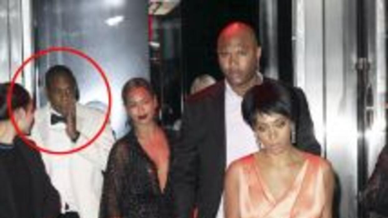 Un video donde se ve a Solange pateando a Jay Z en un elevador fue difun...