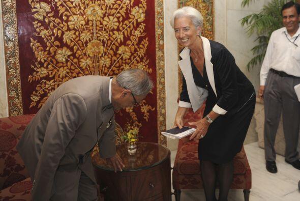 Uday Bhaskar, del grupo de reflexión National Maritime Foundation asegur...