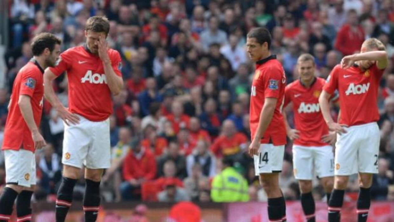 Manchester United perdió ante Sunderland en Old Trafford por primera vez...