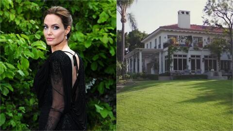 """No, no es Disneyland, es la nueva """"casita"""" de Angelina Jolie"""