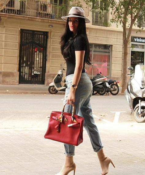 El estilo y sensualidad de María García, la bella mujer que desvela a un...