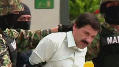 El Chapo Guzmán. Imagen de archivo.