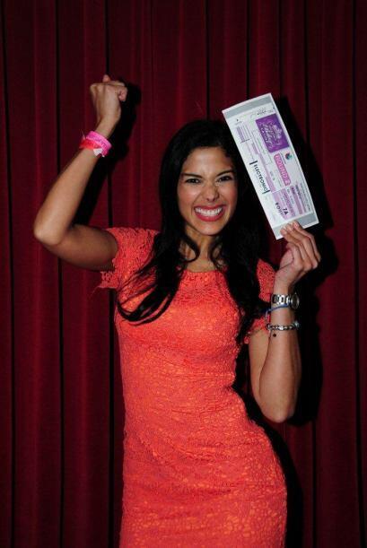 Presentó un reportaje a Osmel, Lupita y Julián.