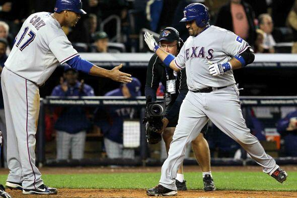 Ahora los brazos de Texas no brillaron con el respador que lo hicieron l...